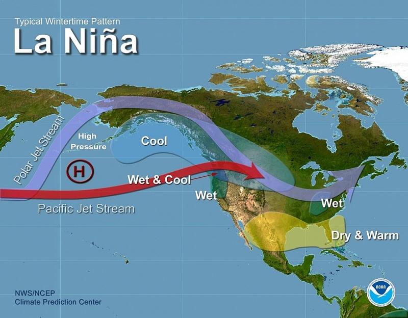 La Nina sẽ trở lại từ mùa thu, Việt Nam có thể đón bão và mưa lớn vào tháng 10, 11