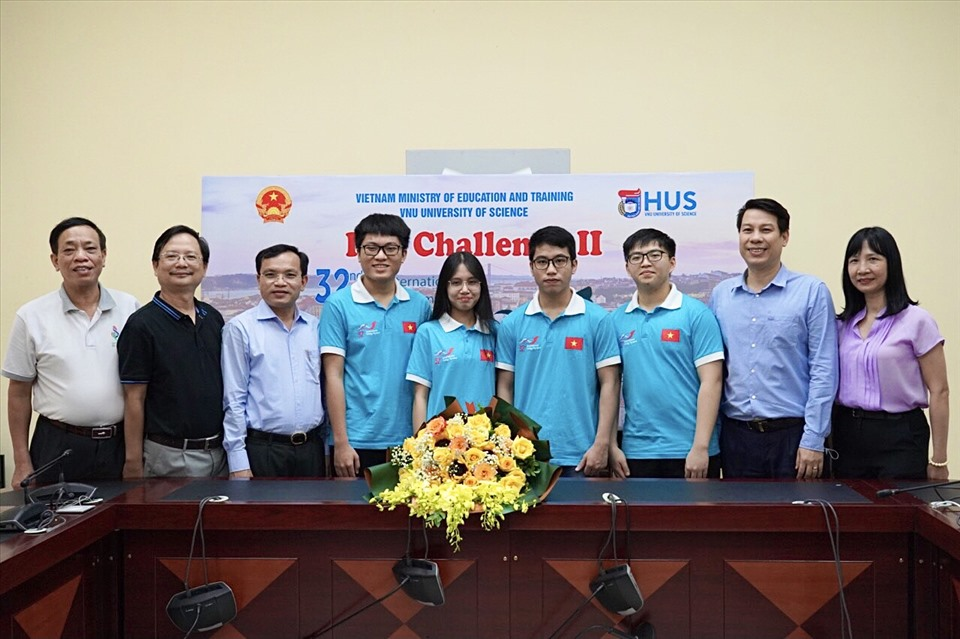 Học sinh Việt Nam đoạt thành tích xuất sắc tại Olympic Sinh học quốc tế