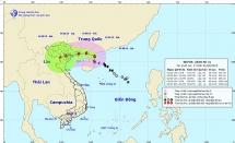 Bão số 3 trực chỉ Quảng Ninh - Hải Phòng, các địa phương khẩn cấp ứng phó