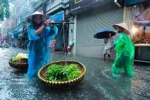 Dải hội tụ nhiệt đới chi phối thời tiết miền Bắc, Hà Nội bao giờ hết mưa?