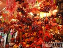Hà Nội cấm xe trên nhiều tuyến phố cổ để tổ chức lễ hội Trung thu