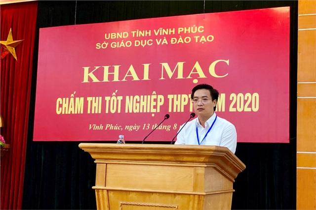 Hà Nội, Vĩnh Phúc: Dự kiến hoàn thành chấm thi trước 27/8 - 1