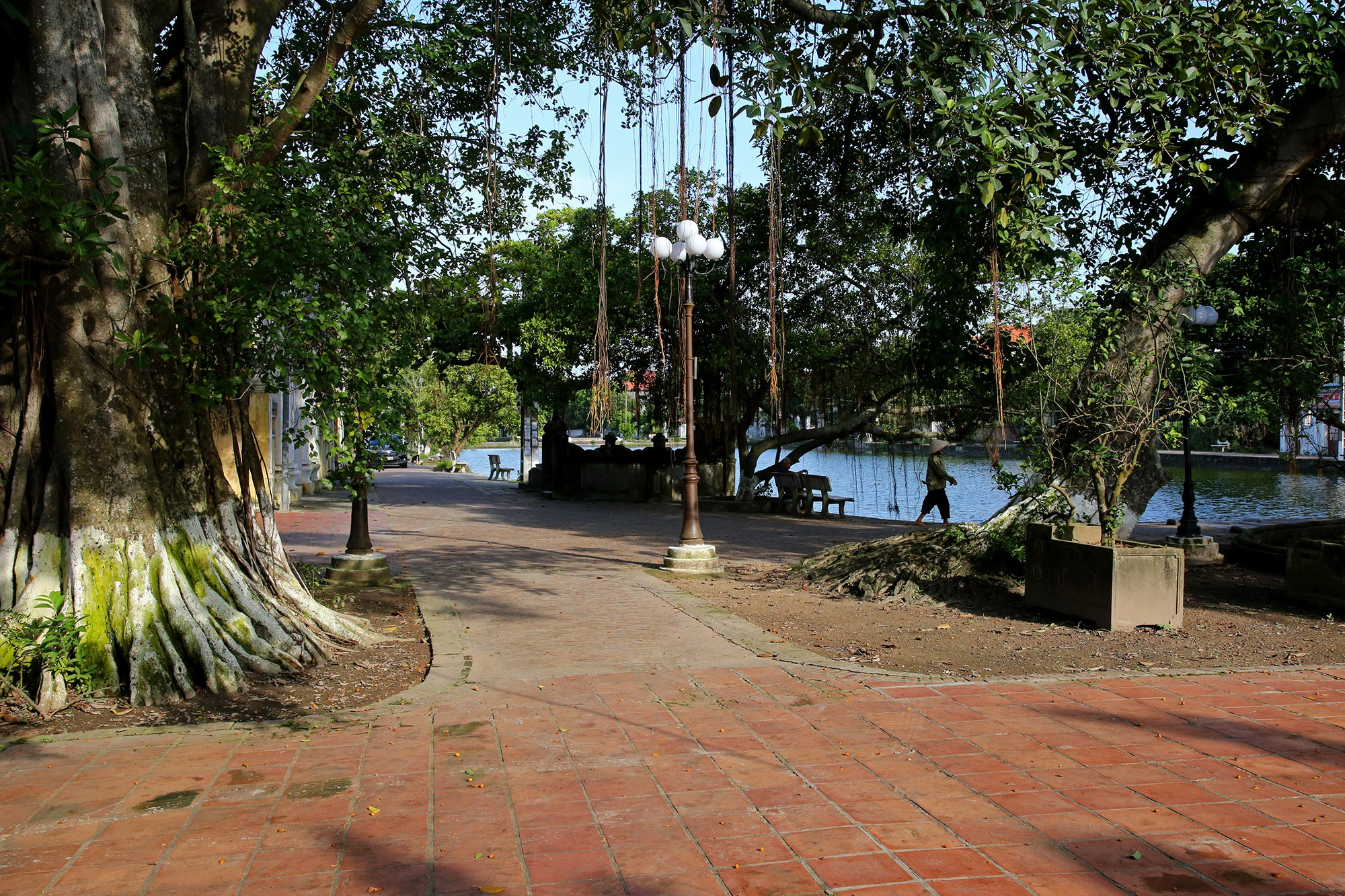 Phát hiện thêm một cổ trấn đẹp bình dị cách Hà Nội 30 km - 12