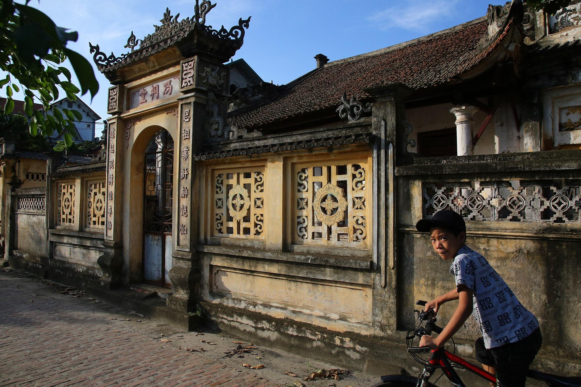 Phát hiện thêm một cổ trấn đẹp bình dị cách Hà Nội 30 km - 2