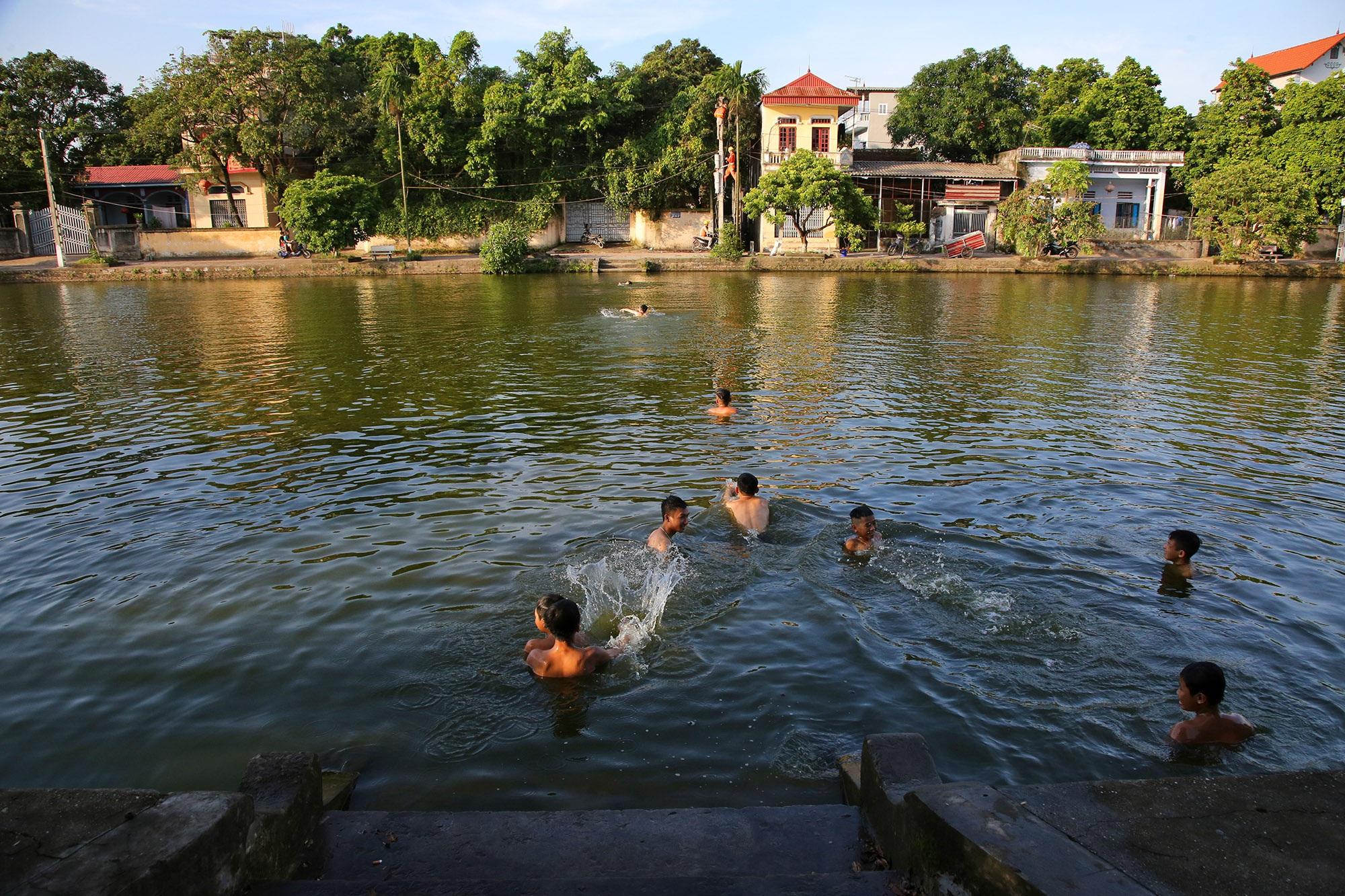 Phát hiện thêm một cổ trấn đẹp bình dị cách Hà Nội 30 km - 8