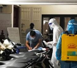 Hà Nội có thêm ca dương tính với SARS-CoV-2 tại quận Thanh Xuân