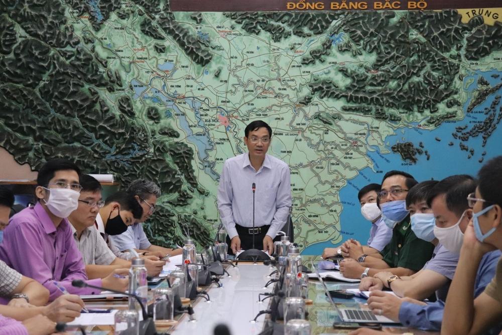 Tập trung ứng phó với mưa lớn và xả lũ khu vực Bắc Bộ, Trung Bộ và Tây Nguyên