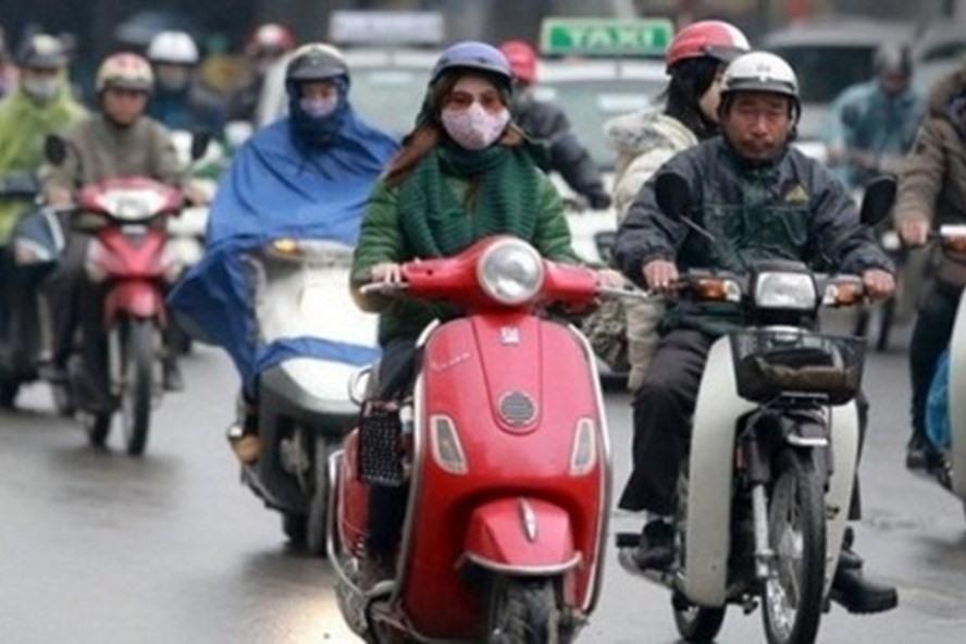 Không khí lạnh đến sớm, khả năng mùa đông năm nay sớm và lạnh hơn