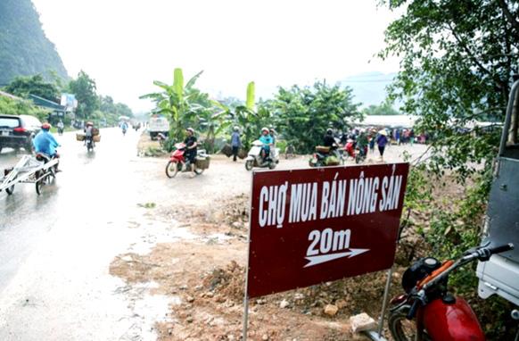 Lạng Sơn: Nhộn nhịp ở chợ Na lớn nhất nước - Ảnh 9.