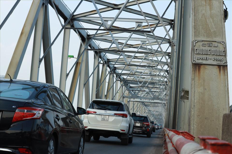 Lo ngại sửa chữa cầu Chương Dương gây áp lực cho giao thông Hà Nội