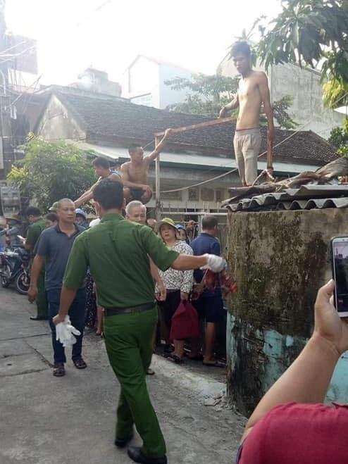 Hà Nội: Nổ bình gas ở xưởng cơ khí, 2 người thương vong