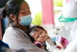 Trẻ em mắc Covid-19 có dấu hiệu gia tăng
