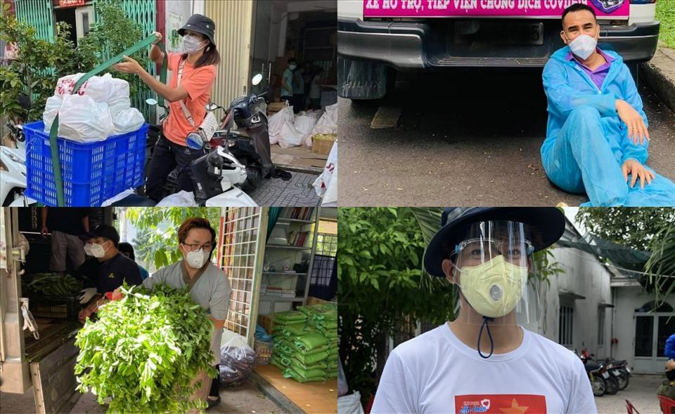 Các câu chuyện rơi nước mắt đằng sau hành trình chống dịch của nghệ sĩ Việt