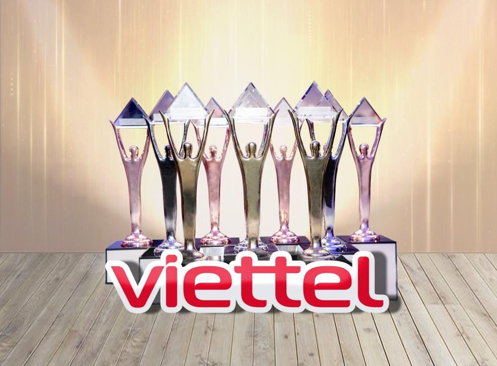 Sản phẩm chuyển đổi số giúp Viettel thắng lớn tại Giải thưởng Kinh doanh quốc tế 2021
