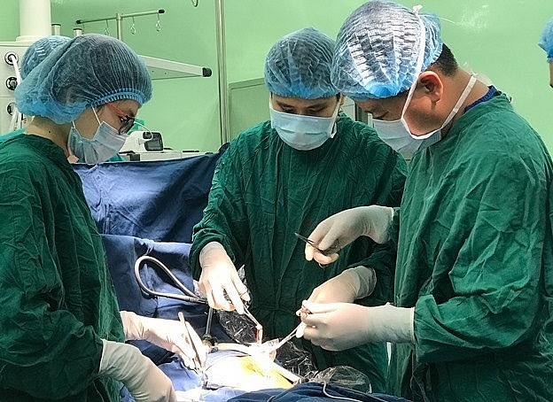 Nhiều bệnh nhi viêm ruột thừa biến chứng nặng vì nhập viện muộn