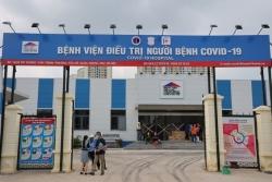 Bệnh viện 500 giường điều trị Covid-19 tại Hà Nội bắt đầu nhận bệnh nhân