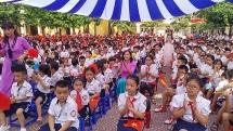 22,5 triệu học sinh khai giảng năm học mới
