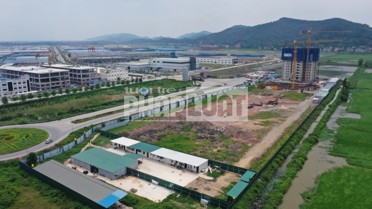 Cắt 167.000m2 đất KCN làm nhà ở xã hội tại Bắc Giang - Bài 10: Công ty FuGiang là nhà thầu duy nhất