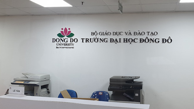 sau vu truong dh dong do bo gd dt doi don vi cap phoi van bang