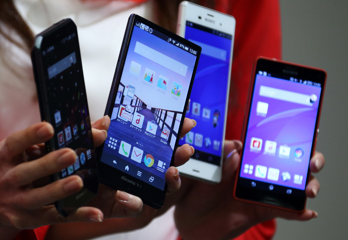 doanh so smartphone giam ky luc trong 2019