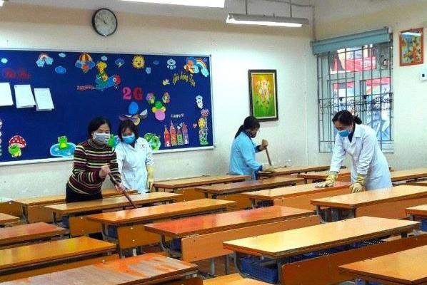 Chuẩn bị tâm lý cho trẻ đến trường trong mùa dịch COVID-19