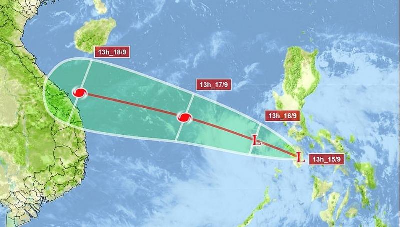 Áp thấp nhiệt đới và không khí lạnh cùng tác động tới Việt Nam