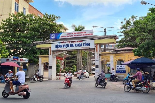 Chuyện khó tin trong các gói thầu thiết bị y tế chống dịch ở Thái Bình - 1