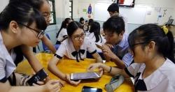 Cho phép học sinh sử dụng điện thoại di động trên lớp để phục vụ học tập
