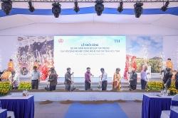 Dự án chăn nuôi bò sữa công nghệ cao về vùng khó Kontum, dân khấp khởi mừng