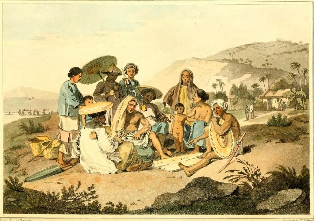 Phong tục người Việt thế kỷ 17 qua góc nhìn người ngoại quốc