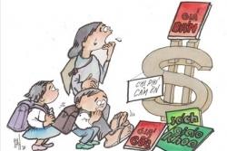 """Cấm mọi hình thức đưa sách tham khảo vào trường học để """"ngăn"""" lợi ích nhóm"""