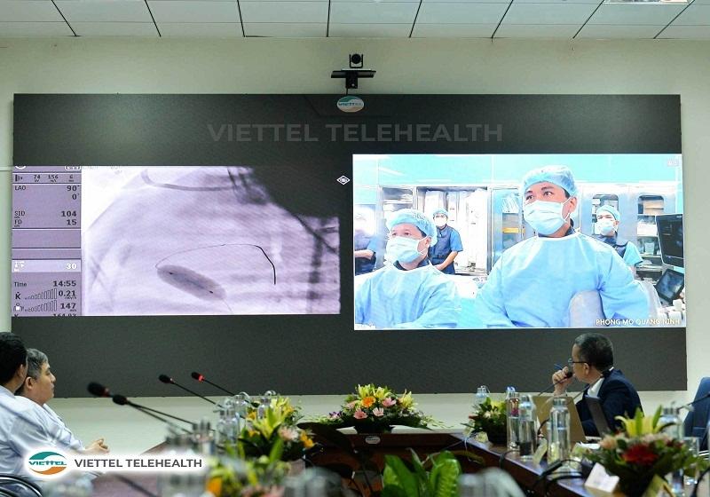 Viettel tặng 19 tỷ đồng xây dựng trung tâm hội chẩn từ xa