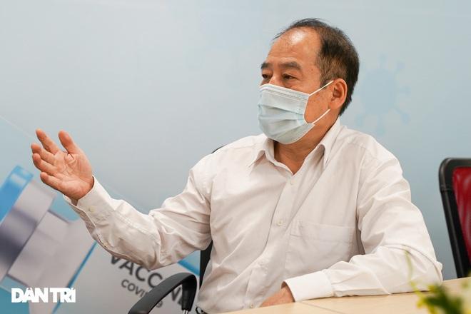 Chuyên gia nói gì về đề xuất người tiêm đủ 2 mũi vắc xin được phép đi lại - 2