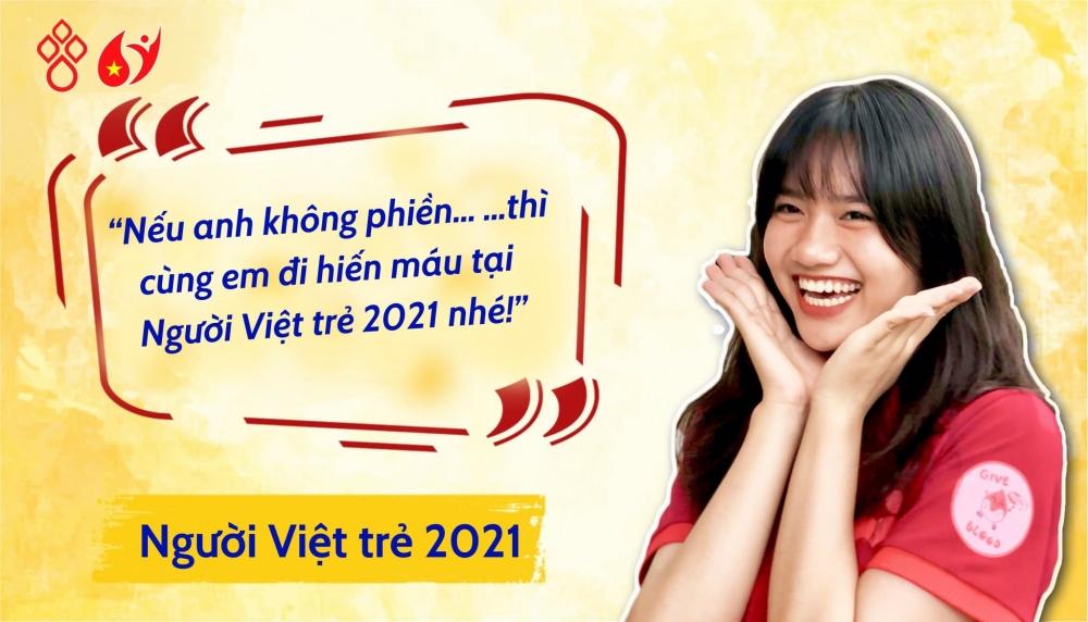 Người Việt trẻ 2021: Cần thêm những cánh tay hiến máu cứu người