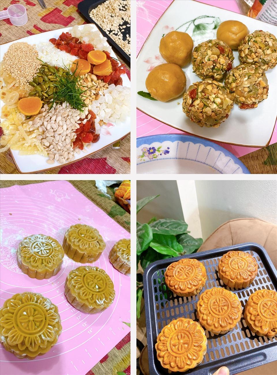 Thị trường bánh handmade cũng kém nhộn nhịp vào Trung thu năm nay. Ảnh: NVCC