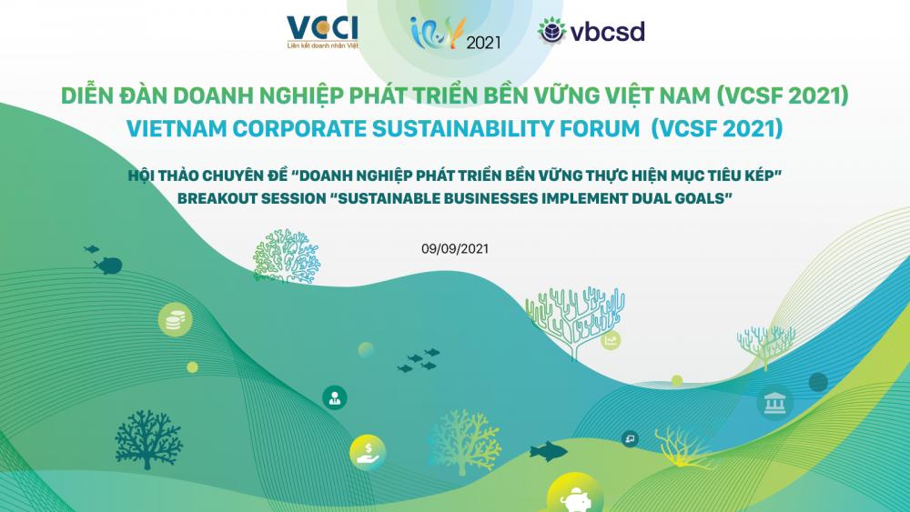 Hơn 100 doanh nghiệp chung tay giải quyết vấn đề phát triển bền vững