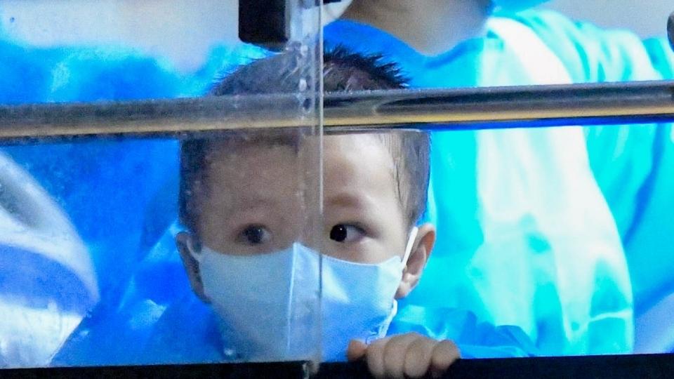 Bảo vệ trẻ em trước đại dịch Covid - 19