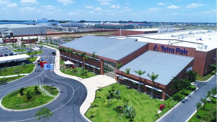 Giữa đại dịch, Tetra Pak vẫn  đầu tư thêm 5 triệu euro mở rộng nhà máy ở Bình Dương