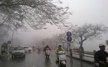 Dự báo thời tiết ngày 9/10: Mưa mang cái lạnh đầu mùa đến Hà Nội