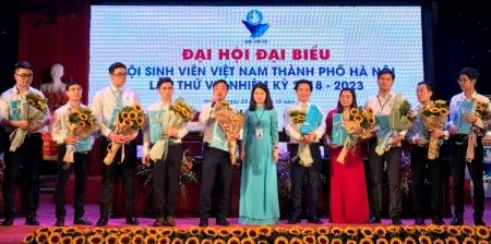 Đại hội Hội LHTN Việt Nam thành phố Hà Nội lần thứ VII