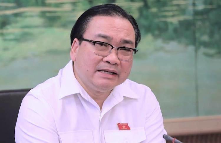 """Bí thư Hà Nội: """"Thành phố thiếu hệ thống quan trắc nước sạch"""""""