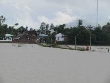 Bình Định, Phú Yên thiệt hại sau cơn bão số 5