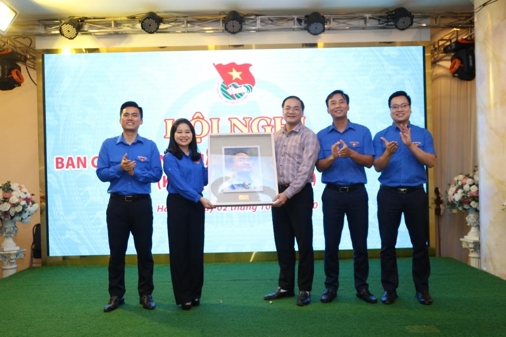 Đồng chí Chu Hồng Minh trở thành tân Bí thư Thành đoàn Hà Nội