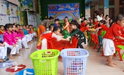 Bộ GD-ĐT: Sẽ triển khai dạy tiếng Anh cho trẻ mẫu giáo?