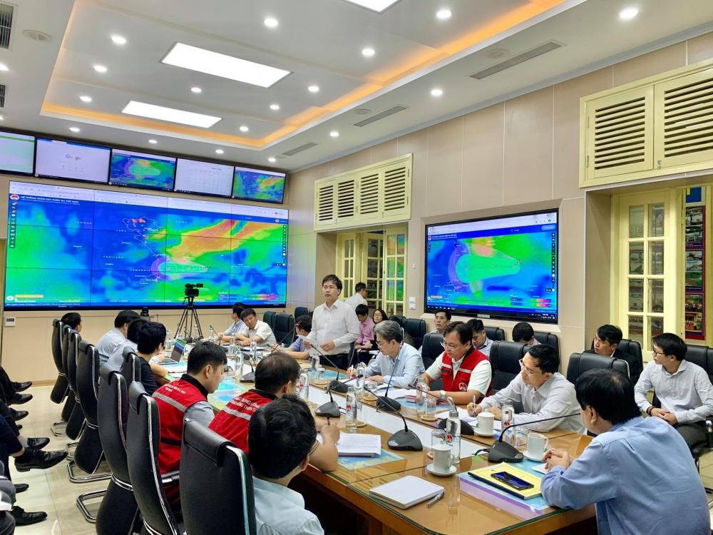 Sắp có mưa cực lớn ở miền Trung, có thể lên tới 1.500mm