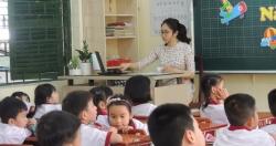 TPHCM: Giáo viên có thể tăng thời lượng dạy âm, vần tiếng Việt lớp 1