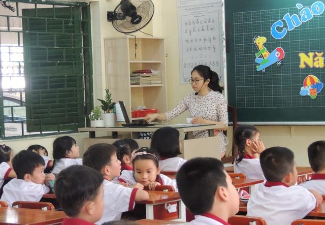 TPHCM: Giáo viên có thể tăng thời lượng dạy âm, vần tiếng Việt lớp 1 - 1