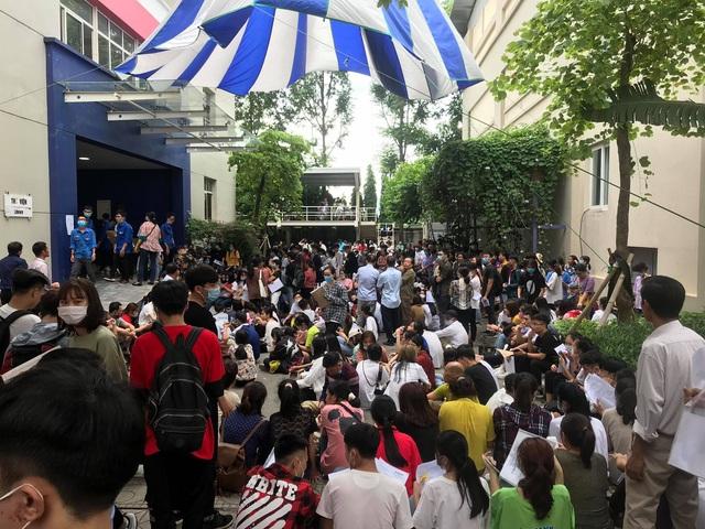 Xét tuyển đại học: ĐH Thăng Long thừa nhận vỡ trận, không thể kiểm soát - 2
