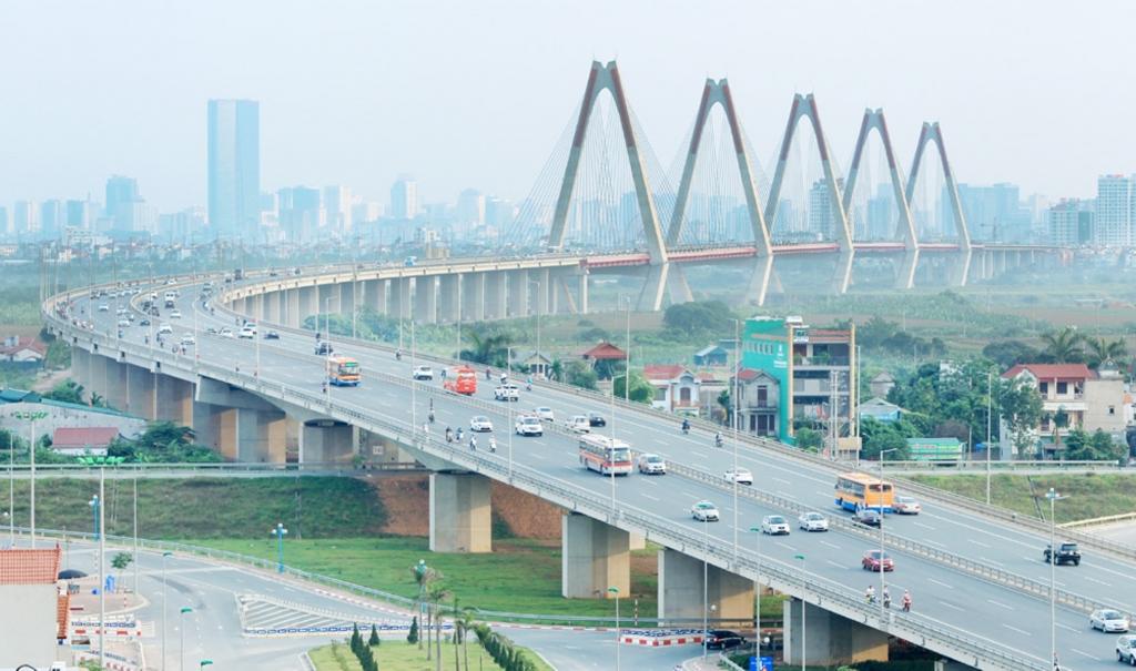 Thành phố Hà Nội ngày càng giàu đẹp, văn minh, hiện đại