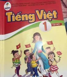 Sẽ điều chỉnh những nội dung chưa phù hợp trong sách Tiếng Việt lớp 1 của bộ Cánh Diều